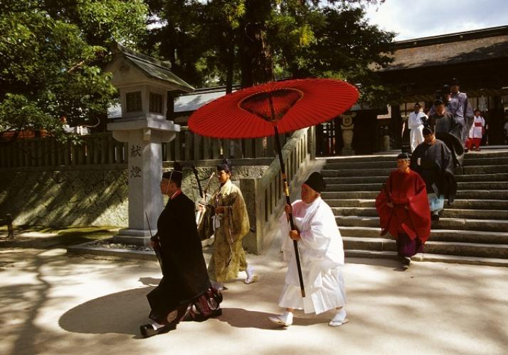 大山祇神社(今治市大三島)photo by Martin Samoy